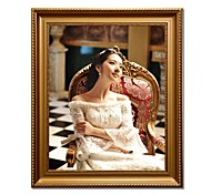 European Style Wooden Photo Frame76*102cm