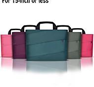 """Cartinoe Laptop Inner Bag for Apple MacBook Air / Pro 15"""" Waterproof Shoulder Bag"""