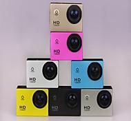 "SJ4000 30M impermeable 1.5 ""LCD 12MP 4X 170 ° Lente Gran Angular cámara del coche DVR del deporte DV HD 1080P Sport Cam"
