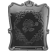 1 Pcs Portátil E Vintga Fold Rose Espelho