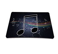 Musical Notation Gaming Optical Moused Pad (9*7 Inches)