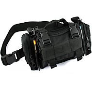 Casual Outdoor Hiking Unisex Shoulder Messenger Bag Waist Pack Bag  Cycling Bag