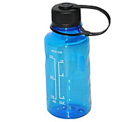 HYDRAKNIGHT 350ML PCTG Bright Blue Mini Cycling Water Bottle