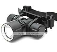LT-4788 UCL Lens 1 Modes 1xCree XML T6 Zoom Led Headlight(1000LM.1x18650.Black)