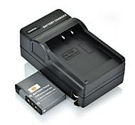 DSTE 3.7V 1000mAh KLIC-7002 Batería + cargador DC53 para la cámara Kodak V603 V530