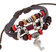Hot New Leather Bracelet