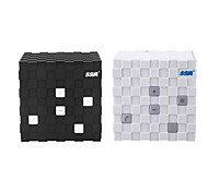 SSA Mini Creative Magic Cube Shape Wireless Bluetooth Speaker Support Handsfree