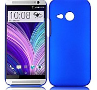Ultrathin Oil Coated Hard PC Case for HTC One M8 Mini(Assorted Colors)
