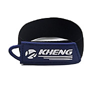 Kheng Blue Spandex Safe Cycling Legging Belt