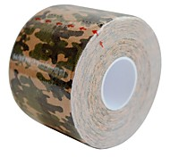 Sports Outdoor 5cm x 5m Camouflage Muscle Protection Kinesiology Tape for Muscle Wrap