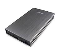"""ssk er-G302 2.5 """"USB 3.0 SATA Festplattengehäuse Festplattengehäuse"""