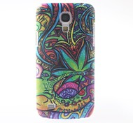Colorful Oil Painting Pattern Hard Case  Cover with Matte Back Cover for Samsung Galaxy S9500