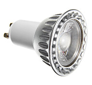 9W GU10 LED Spotlight COB 550 lm Warm White Dimmable AC 220-240 V