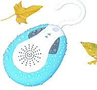 Waterproof Bluetooth v3.0 Shower Speaker with Hang Hook for iPhone/iPad