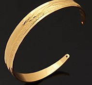 u7® pulseira do vintage para mulheres homens 18k ouro verdadeiro platina preenchido banhado pulseiras pulseiras