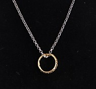 do unisex o senhor dos anéis hobbit grande colar anel