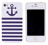 The Anchor Pattern Hard Cases for iPhone 4/4S