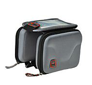Bike Frame Bag / Cell Phone Bag Cycling/Bike For Wearable / Touch Screen , Gray / Others , EVA / 600D Ripstop)