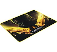 High Quality CF Gaming Mouse Pad Anti-slip Lock Edge (12X10 Inch)