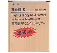 2850mAh Cell Phone Battery for Samsung Galaxy S3Mini/i8190