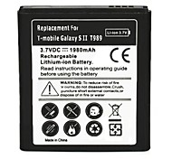 3.7V 1980mAh batteria Li-ion per Samsung Galaxy s2/t989