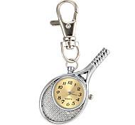 orologio quarzo portachiavi stile racchetta per bambini (colori assortiti)