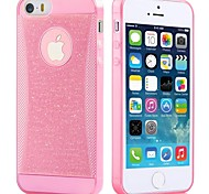 Vouni Brilhante Series Case PC duro para o iPhone 5/5S (cores sortidas)