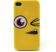Special Smile Pattern Hard Case for iPhone 4/4S
