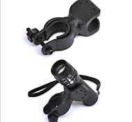 Hunterseyes ™ Fashlight велосипедов Монтажный кронштейн H01-3 черный