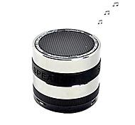 Haute Qualité Portable Basse Bluetooth Speaker superbe avec micro de TF de soutien -Green/Blue/Yellow/Silver/Purple
