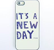 It's a New Day Design Metal Hard Case for iPhone 4/4S