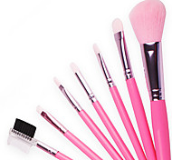 7 Pcs Profession And Convenient Set Cosmetic Brush