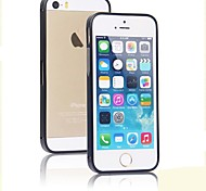 Elegant Metal Bumper Frame for iPhone 5/5S(Assorted Colors)