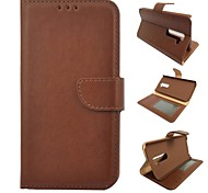 High Quality Solid Color PU Leather Full Body Case with Stand and Card Slot for LG G2 D802(Assorted Colors)