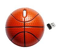 Новинка Баскетбол Форма 2.4G Беспроводная оптическая мышь для ноутбука Desktop 1200dpi