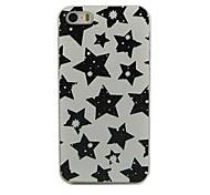Stars Design Hard Case for iPhone 5/5S
