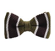 lazer moda malha gravata borboleta masculina sktejoan®