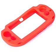 de silicona protectora caso suave de la manga de la bolsa bolsa de piel de la cubierta para psv PS Vita