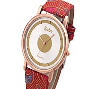 Women's Vintage Canvas Watch