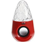 C-50 Crystal Lamp Model Loudspeaker Box