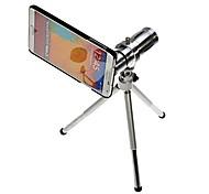 12X Mobile Telephone Lens Telescope Camera+Telescopic Tripod for Samgsung Note 3