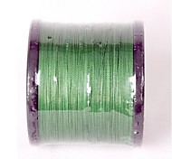 Pe Dyneema Braided Fishing Line 1000M 28LB 0.23MM Dark Green Color Topwin