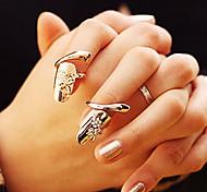 moda shixin® diamantato anello dichiarazione polpastrello (1 pc)