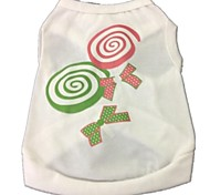 "India ""Lollipop"" Pet Vest for Pet Dog"