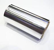 pelo papel de aluminio salón