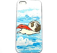 pug patroon harde case voor iPhone 4 / 4s