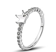 I FREE®Wommen's Valentine's Day Gift for S925 Silver Imperial Crown Ring 1 pc