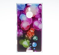 Kinston Color Bubble Pattern Plastic Hard Case for Nokia Lumia 1520