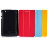 nillkin Ultra Slim Folio Ledertasche Auto-Sleep / Wake für Lenovo IdeaTab s5000 7 Zoll (farblich sortiert)