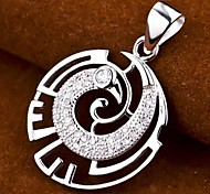 I FREE®S925 Silver Guardian Love Pendant (1 pc)